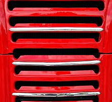 1957 Ebro truck grill. by Tigersoul