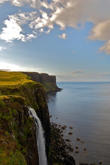 Kilt Rock Sunset by ScottishVet
