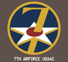 7th Airforce Emblem by warbirdwear