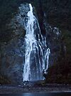 Bowen Falls, Milford Sound, NZ by Odille Esmonde-Morgan
