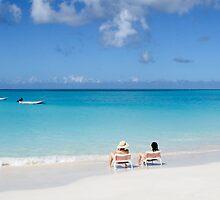 Grace Bay Beach, Ocean Club West.  Turks and Caicos Islands by BarkingGecko