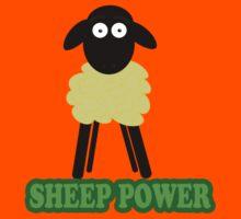 Sheep Power by iblamemonkeys