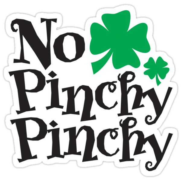 No Pinchy Pinchy by DetourShirts