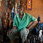 Victoria Falls Market by Daniel Mulcahy