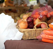 fresh food market by AgaCosmic