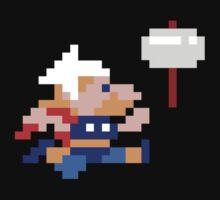 8-Bit Thor by Brinkerhoff