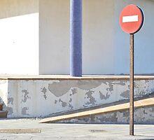 Street Scene Fuerteventura by David Crausby