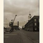 The Historic Dockyard Chatham  United Kingdom  by larry flewers
