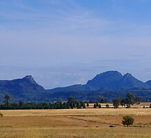Warrumbungles by kurrawinya