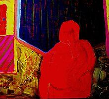 REDMAN IN THE ROOM by allen lehman