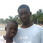 Two Boys From Haiti by Susan  Morry