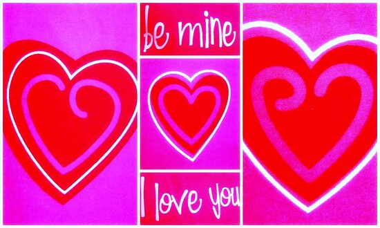 Be mine! by ©The Creative  Minds
