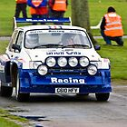 MG Metro 6R4 by Willie Jackson