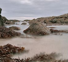 Sound of Iona, Scotland by Tim Collier