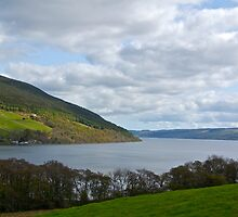 Overlooking Loch Ness by ScottishVet