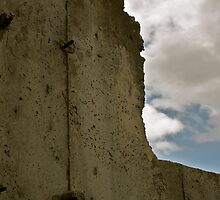 A Rip in the Wall - Urban Desert by illPlanet