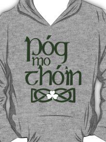Póg mo thóin - St Patricks Day Tee T-Shirt