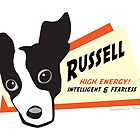 Russell Print by artefacts