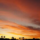 Clouds at sunset, Cranbourne, Victoria by Reneefroggy