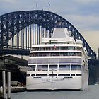 Silver Shadow in Sydney by Neville Gafen