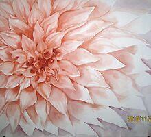 Fade to peach (!) by Husna Rafath