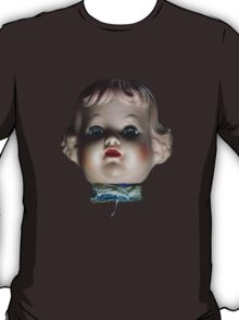 Doll Head T-Shirt T-Shirt