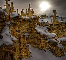 Fantasy Canyon HDR 2 by Kim Barton