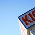 Kiosk at Dymchurch by Liz Garnett