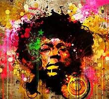 Jimi by Ian Jones