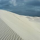 Sand dunes by GalbaSandras