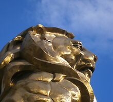 MGM Lion Las Vegas by stefwest21