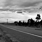 Along to the road to Yarra Glen by KellieJayne