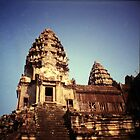 angkor wat, siem reap, cambodia by tiro