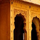 Haveli, Jaisalmer by nekineko