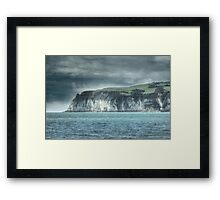 Beer Head Framed Print