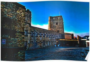 OXFORD CASTLE by vaggypar