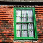Hythe Window by Liz Garnett