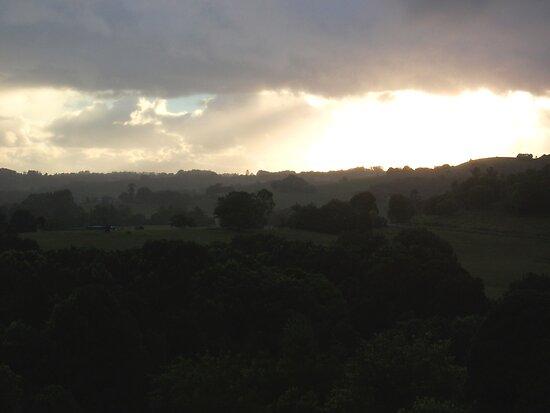 early morning sunrise by mark thompson