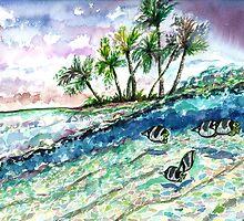 Ocean Cutaway by mleboeuf