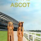 The Scream World Tour with Fashion  Royal Ascot Races by Eric Kempson