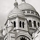 Sacre Coeur - Paris by Lorna81