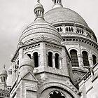 Sacre Coeur - Paris by Lorna81