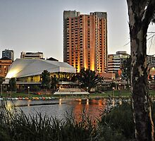 The City Of Adelaide by JaninesWorld
