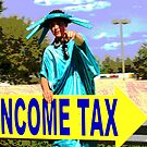 UNCLE SAM WANTS YOUR MONEY by AuntDot