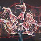 Patterns of Dance  by scallyart
