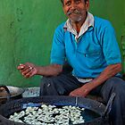 Sweet Maker, Udaipur by nekineko