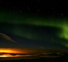 Northern Lights by George Woodcock