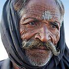 Musician, Pushkar by nekineko