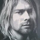Kurt Cobain by rottenpunk
