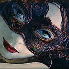 Lying eyes by dorina costras